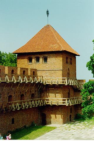 Wieza Kopernika we Fromborku
