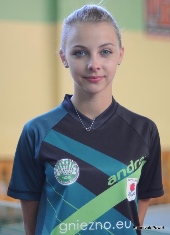 Agata Klabińska 17-18