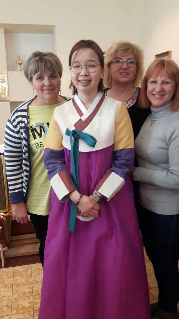 Misjonarka z Korei