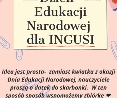 Dzień Edukacji dla INGUSI (1)